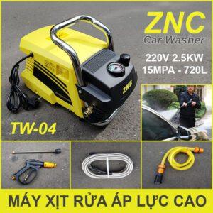 May Rua Xe Ap Luc Cao 220V 2500W ZNC Lazada