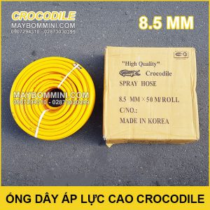 Ong Day Ap Luc Cao Crocodile 8.5mm Chinh Hang