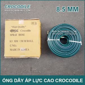 Ong Day Ap Luc Cao Crocodile 8.5mm Chinh Hang Mau Xanh