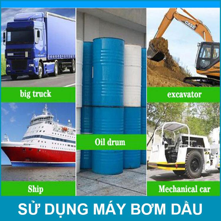 Su Dung May Bom Dau