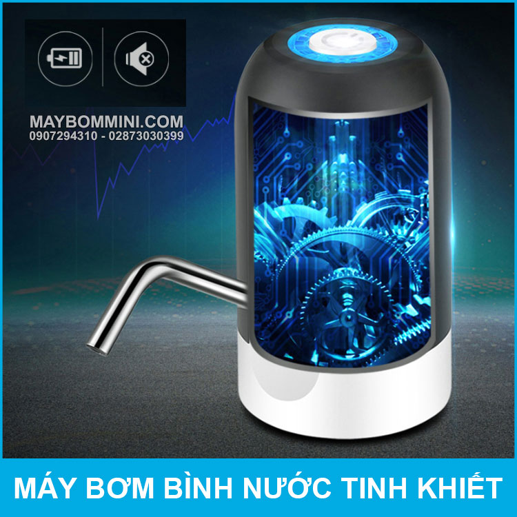 Ban May Bom Nuoc Dong Chai