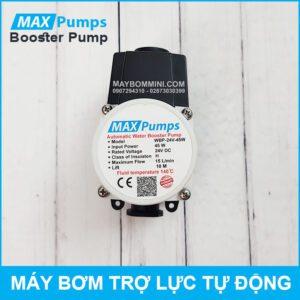 Bom Nuoc Tro Luc Tu Dong 24V 45W 15L