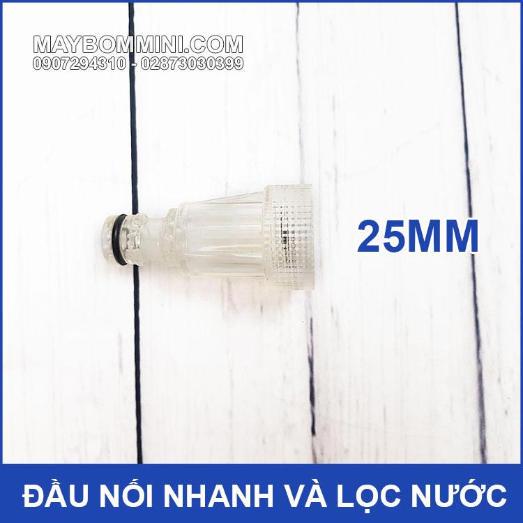 Dau Noi Nhanh Va Loc Nuoc May Rua Xe Ap Luc Cao