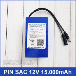 Pin Sac 12v 15Ah