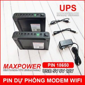 Pin Du Phong Camera Wifi Modem Chinh Hang