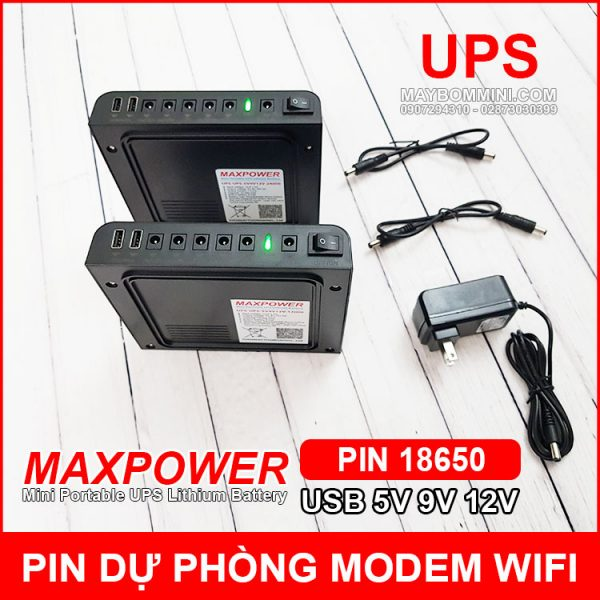 Pin Du Phong Camera Wifi Modem Chinh Hang