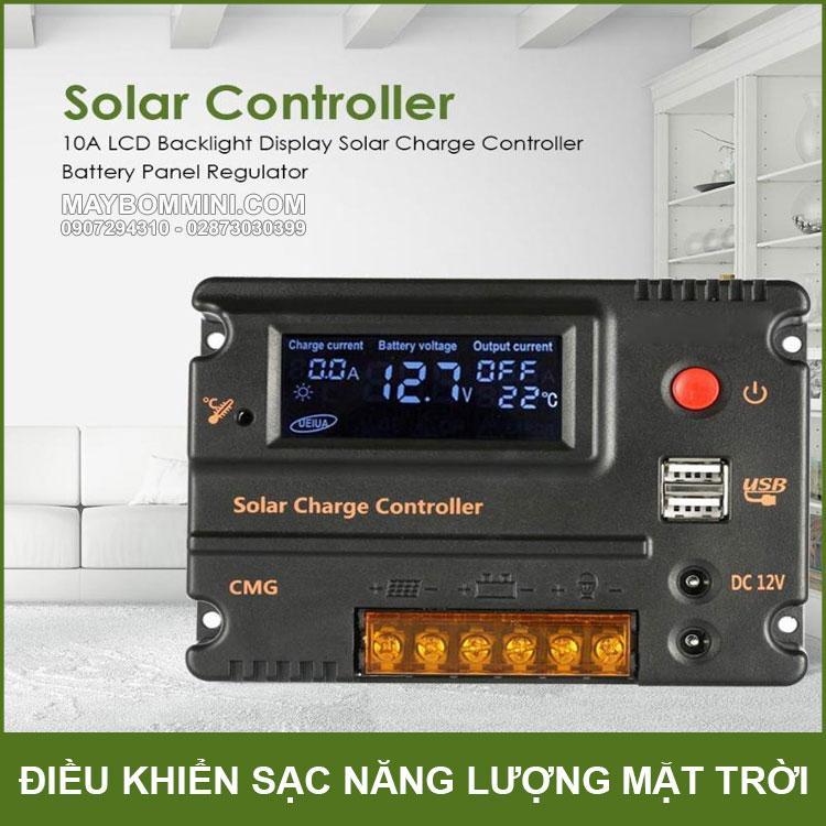 Bo Sac Nang Luong Mat Troi 10A CMG2410