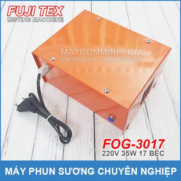 Bom Phun Suong Chuye Nghiep Fog 3017 Fuji