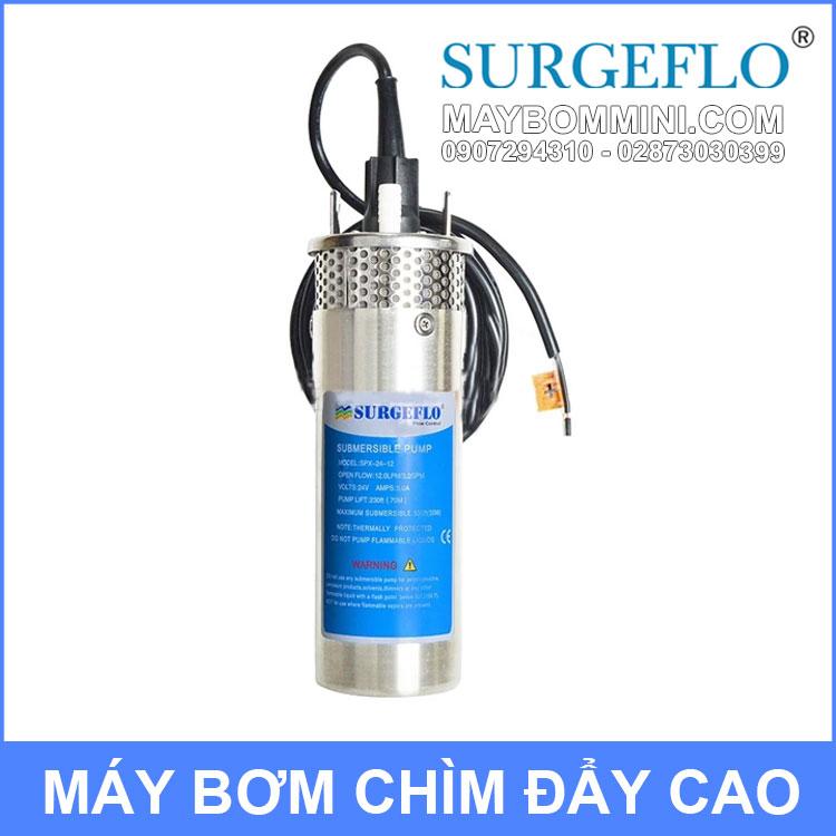 May Bom Chim SURGEFLO 12V