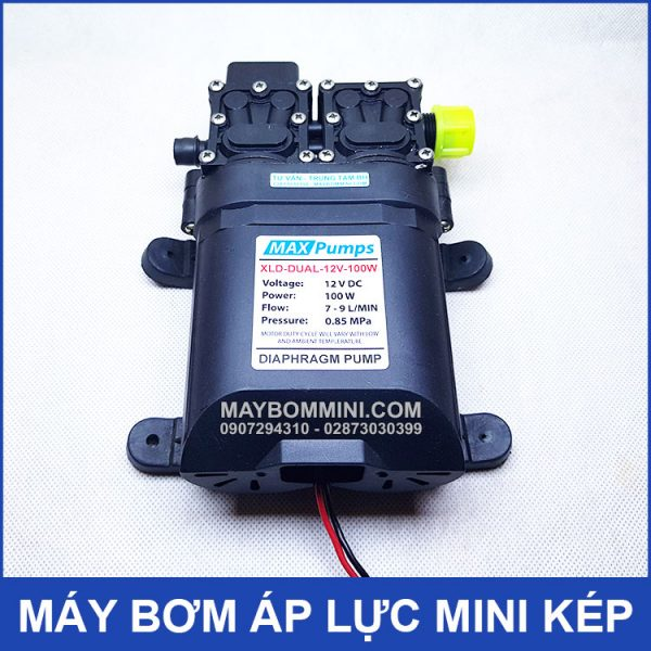 May Rua Xe Mini 12v Gia Re 100w