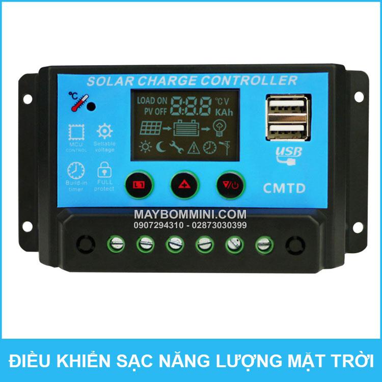 Sac Nang Luong Mat Troi CMTD 10A
