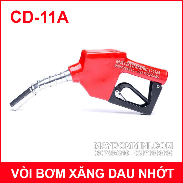 Voi Bom Xang Dau Nhot CD 11A