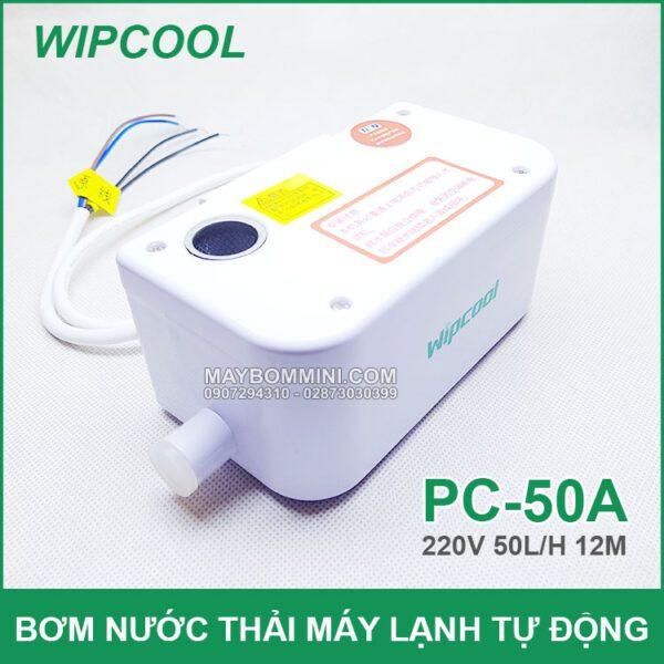 Bom Nuoc May Lanh Tu Dong Wipcool PC 50A