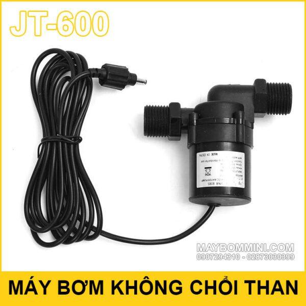 Bom Nuoc Mini 12v 24v JT 600