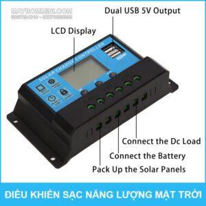 Huong Dan Sac Mat Troi