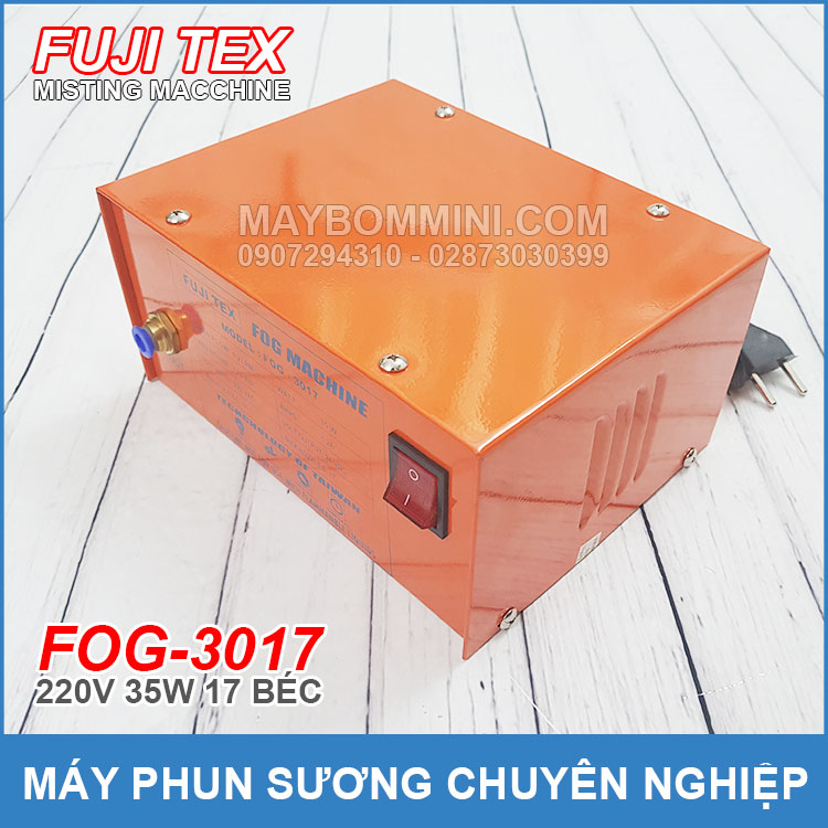 Nha Cung Cap Si Ve Le May Phun Suong