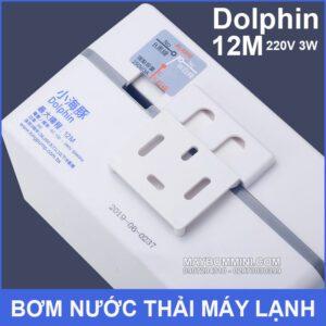 Bom May Lanh Cong Suat Lon 220v 12m