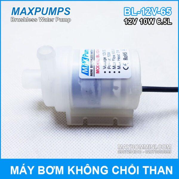 May Bom Mini 12v