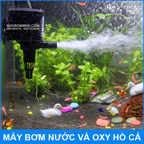 3 In 1 Aquarium Filter Multifunction