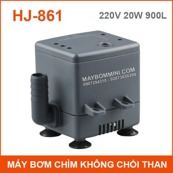 May Bom Ho Ca Va Oxy Loc Nuoc 220V 20W 900L HJ 861