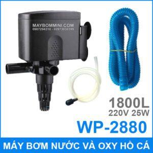 May Bom Ho Ca Va Oxy Loc Nuoc Sobo WP 2880