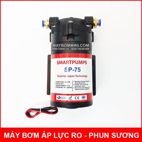 May Bom Ap Luc Phun Suong