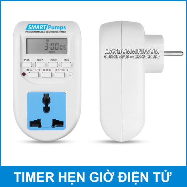 Programmable Electronic Timer Smartpumps AL 06