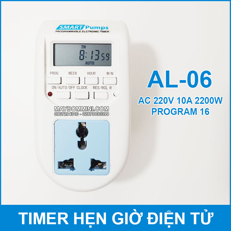 Timer Programmable Electronic Timer Socket Digital Timer Household Appliances For Home Devices AL 06