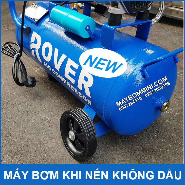 Banh Xe May Bom Khi Nen ROVER