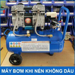 Su Dung May Bom Hoi Khong Dau ROVER